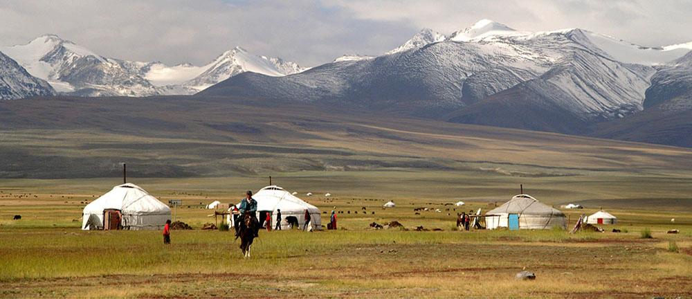 Russian Altai & Mongolia Drive